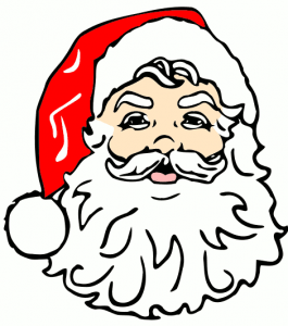 Santa Claus Jolly Old St. Nick